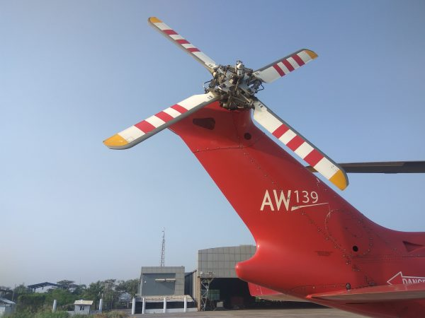 Tail Rotor Troubles
